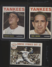 Load image into Gallery viewer, 1964 Topps Complete Set Group Break #9 (LIMIT 15)