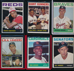 1964 Topps Complete Set Group Break #7
