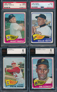 1965 Topps Baseball Complete Set Group Break #8