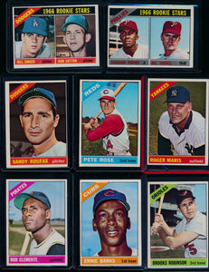 1966 Topps Baseball Complete Set Group Break