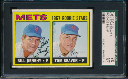 1967 Topps Baseball Complete Set Group Break #6