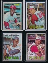 Load image into Gallery viewer, 1967 Topps Baseball Complete Set Group Break #6