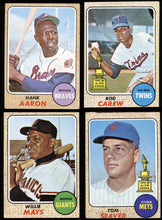 Load image into Gallery viewer, 1968 Topps Complete Set Group Break #9 Low to Mid Grade (Limit 10)