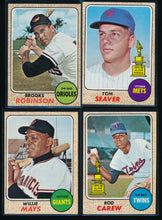 Load image into Gallery viewer, 1968 Topps Complete Set Group Break #7