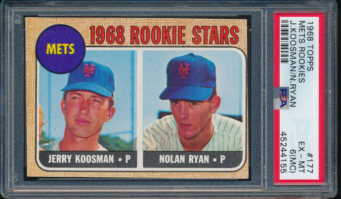 1968 Topps Complete Set Group Break #8 Low to Mid Grade
