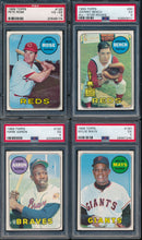 Load image into Gallery viewer, 1969 Topps Baseball Complete Set Group Break #4