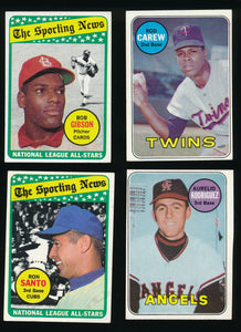 1969 Topps Baseball Complete Set Group Break #4