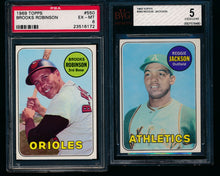 Load image into Gallery viewer, 1969 Topps Complete Set Group Break