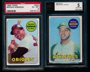 1969 Topps Complete Set Group Break