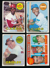 Load image into Gallery viewer, 1969 Topps Baseball Complete Set Group Break #5