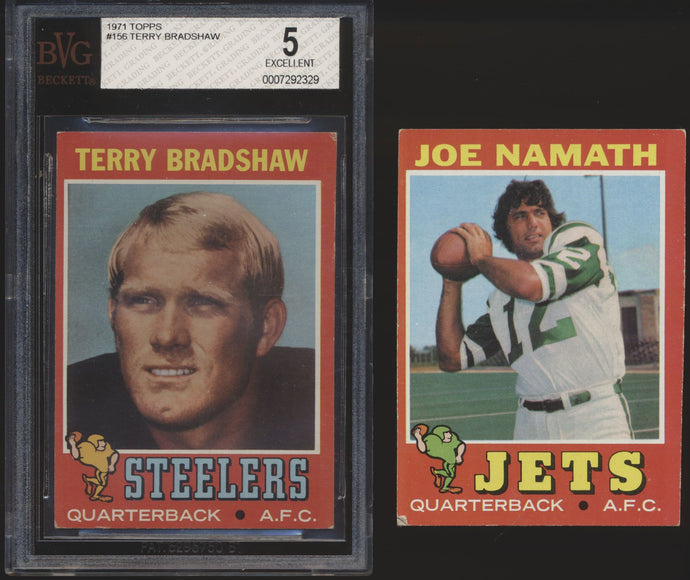 1971 Topps Football Complete Set Group Break (LIMIT 25)