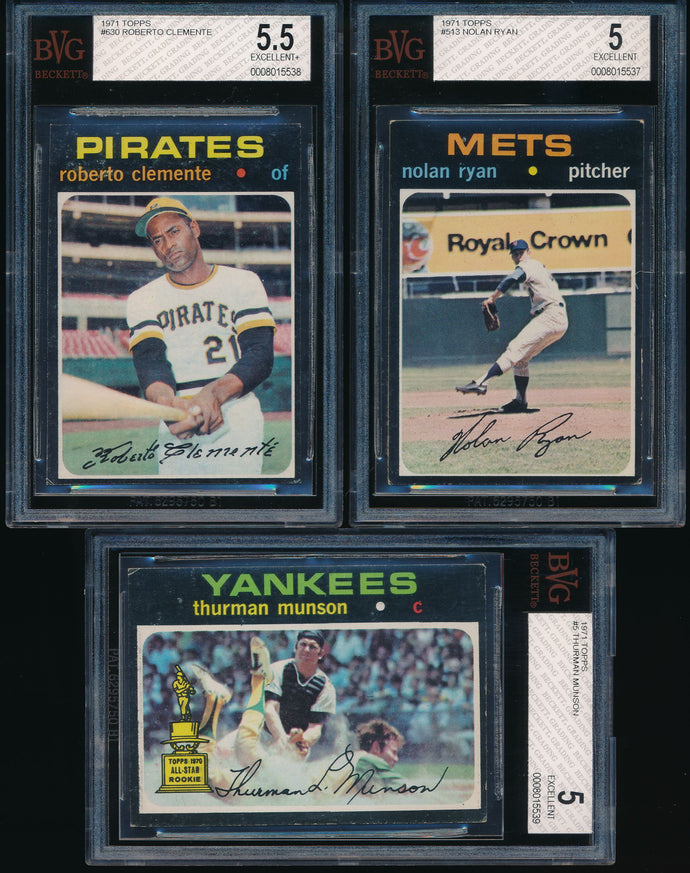 1971 Topps Complete Set Group Break #3 (with 8 spots in Auto Mixer!)