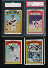 Load image into Gallery viewer, 1972 Topps Baseball Complete Set Group Break #4