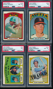 1972 Topps Baseball Complete Set Group Break #5