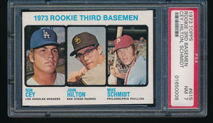 1973 Topps Baseball Complete Set Group Break