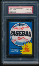 Load image into Gallery viewer, 1980 Topps Baseball Wax Pack Group Break (15 Card Break) #1