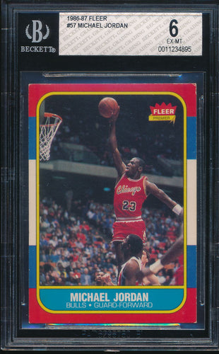 1986 Fleer Basketball Compete Set Group Break #5 (no stickers) Limit 15