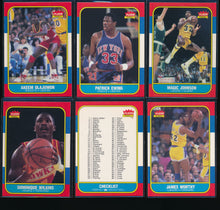 Load image into Gallery viewer, 1986 Fleer Basketball Compete Set Group Break #4  (no stickers) Limit 15