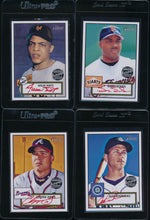 Load image into Gallery viewer, 2001 Topps Heritage Red Ink /52 Autograph Set Group Break (50 spots total)
