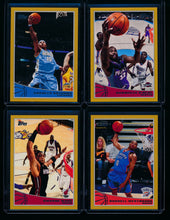 Load image into Gallery viewer, 2009-10 Topps Gold Bkb Complete Set Group Break