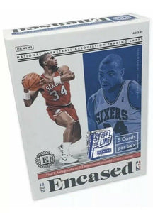 2018-19 Panini Encased NBA FOTL Box Group Break (6 spot break) #1
