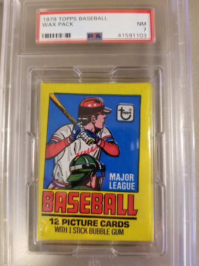1979 Topps Baseball Wax Pack (12 Card Break) ~ Ozzie Smith Rookie?