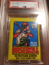 Load image into Gallery viewer, 1979 Topps Baseball Wax Pack (12 Card Break) #5