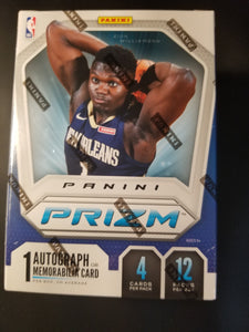 2019-20 Prizm Basketball Fanatics Unopened Box ~ Factory Sealed