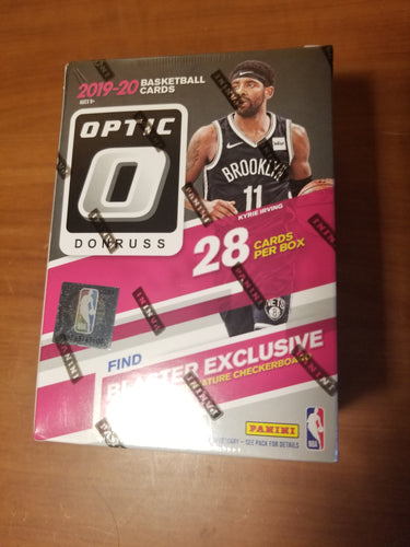 2019-20 Optic Basketball Blaster Box ~ Rip & Ship