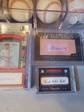Load image into Gallery viewer, Multi-Sport Auto Mixer Break with Maris, Mays, Ali, Sayers & More!