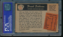 Load image into Gallery viewer, 1955 Bowman  15 Frank Sullivan  PSA 7 NM 14197