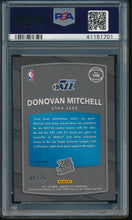 Load image into Gallery viewer, 2017-18 Panini Donruss Optic Pink /25 DONOVAN MITCHELL RC PSA 10 GEM MINT 14207