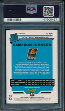 Load image into Gallery viewer, 2019-20 Donruss Optic 200 Cameron Johnson Fanatics RC PSA 10 GEM MINT 14886