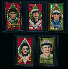 Load image into Gallery viewer, Tobacco Card Mixer Break featuring T206 Mathewson (35 spot break)