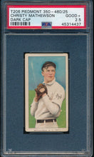 Load image into Gallery viewer, Pre-WWII Mixer Break featuring T206 Mathewson (Limit 7)