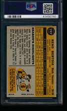 Load image into Gallery viewer, 1960 Topps  297 Reno Bertoia  PSA 7 NM 13242