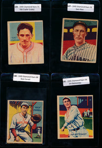 Pre-WWII Mega Mixer Break featuring Goudey Ruth and Gehrigs