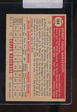 Load image into Gallery viewer, 1952 Topps  184 Bob Ramazzotti  VG-EX 10122