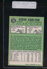 Load image into Gallery viewer, 1967 Topps  146 Steve Carlton  EX-MT 10329