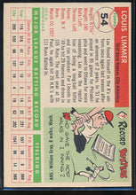 Load image into Gallery viewer, 1955 Topps  54 Lou Limmer  EX-MT 10466