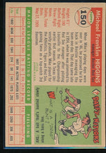 Load image into Gallery viewer, 1955 Topps  150 Mike Higgins MG EX 10508