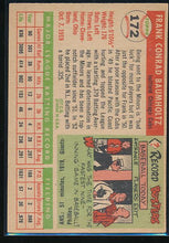 Load image into Gallery viewer, 1955 Topps  172 Frank Baumholtz DP VG 10516