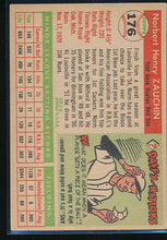 Load image into Gallery viewer, 1955 Topps  176 Norm Zauchin RC VG-EX 10517