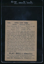 Load image into Gallery viewer, 1939 Play Ball  102 Lem Young  VG-EX 10685