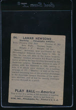 Load image into Gallery viewer, 1939 Play Ball  84 Skeeter Newsom  G/VG 10729