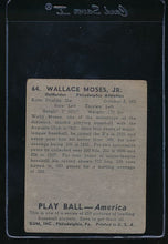 Load image into Gallery viewer, 1939 Play Ball  64 Wally Moses  G 10766
