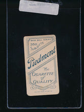 Load image into Gallery viewer, 1909-1911 T206 Piedmont 350 Factory 25  Bugs Raymond  VG 10873