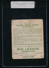 Load image into Gallery viewer, 1933 Goudey  70 Floyd Pete Scott  F 10910