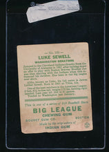 Load image into Gallery viewer, 1933 Goudey  163 Luke Sewell  P 10922