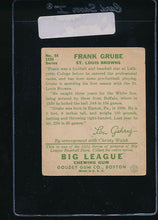 Load image into Gallery viewer, 1934 Goudey  64 Frank Grube RC G 10961